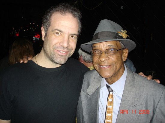 12-26-Shoreworld-Greg-Macolino-with-Hubert-Sumlin