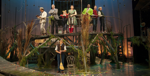 A Wind in the Willows Christmas photo by T Charles Erickson
